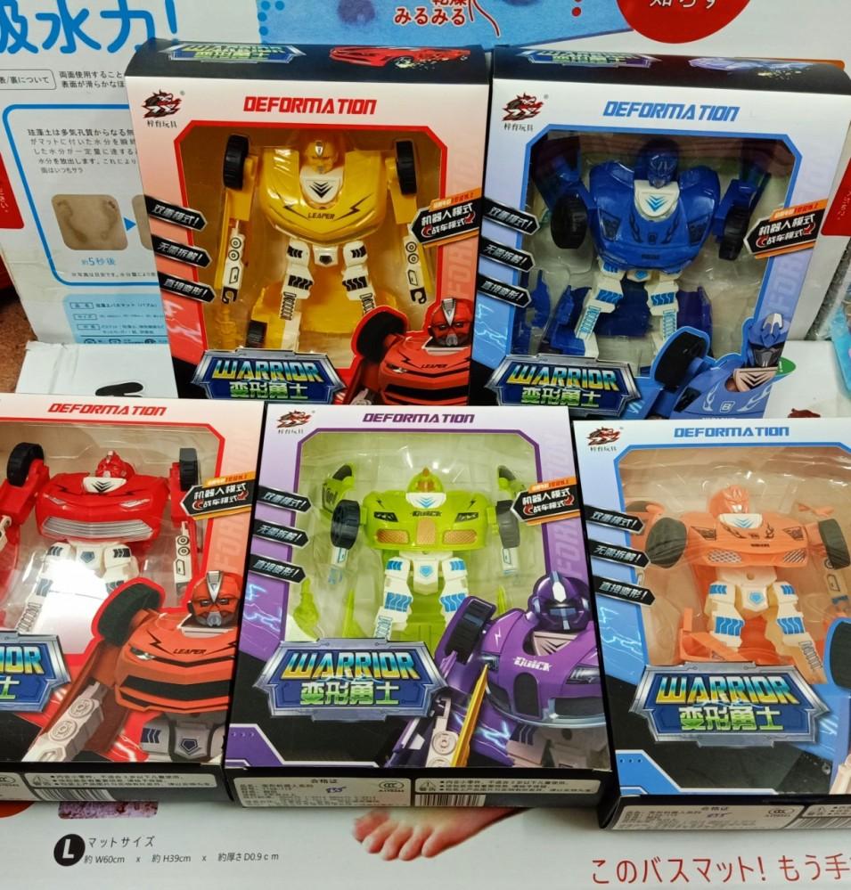 Robot biến hình - Transformers (nhiều mẫu)
