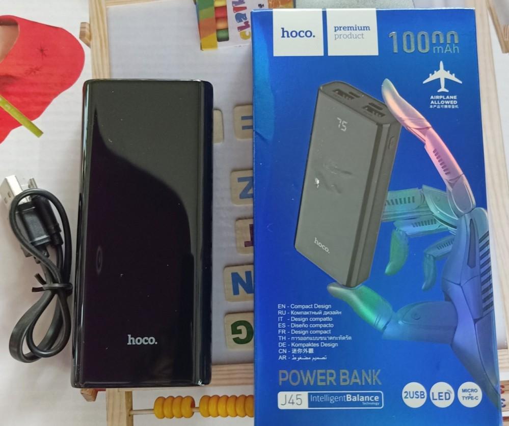 Pin sạc dự phòng Hoco J45 (10.000mah)