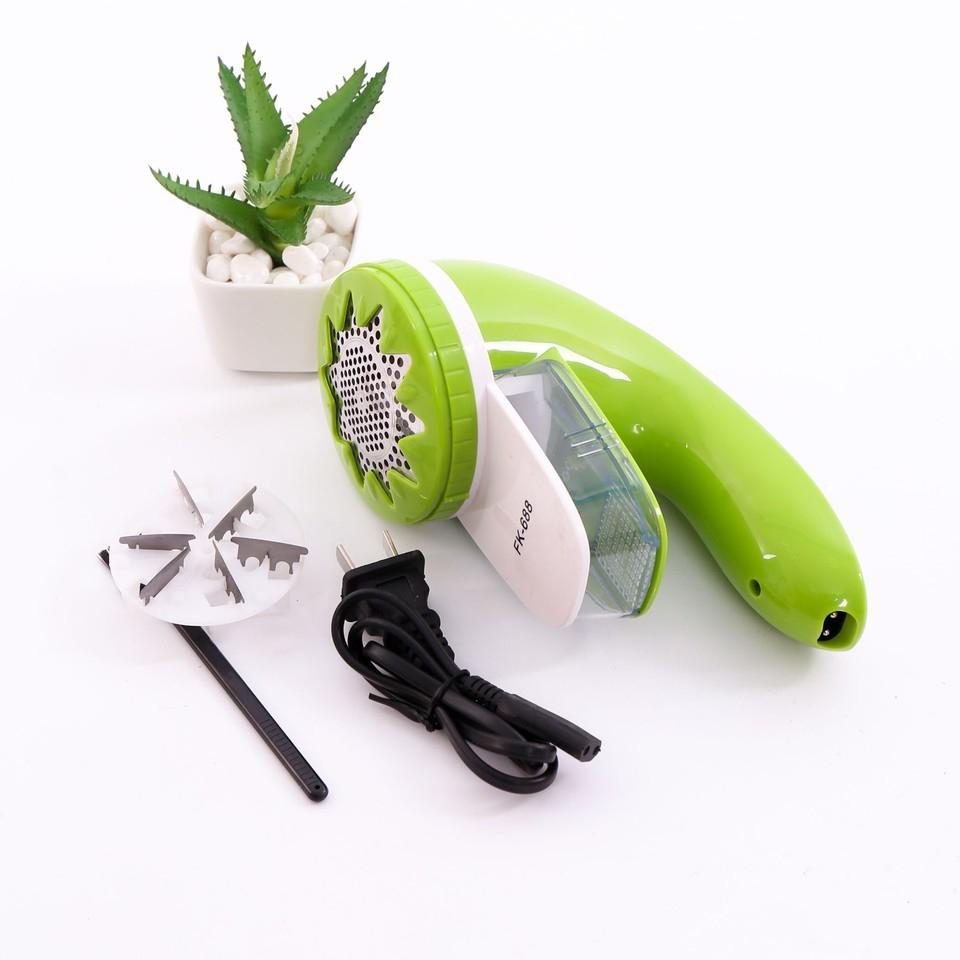 Máy cắt lông xù 6 lưỡi tặng kèm lưỡi dao dự phòng