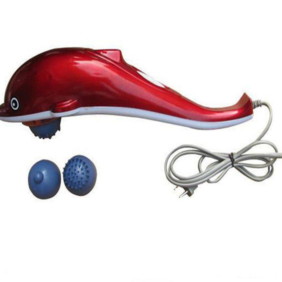 Máy massage cá heo 3 đầu