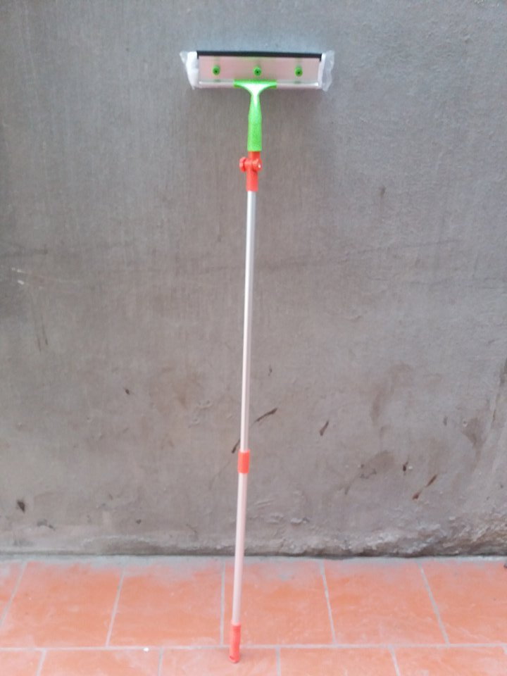 Cây lau kính 2 mặt dài 1 - 1,5 mét tùy chỉnh