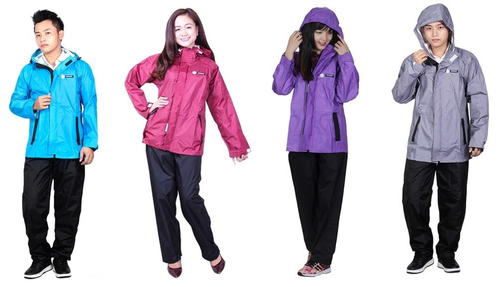 Bộ áo mưa Sơn Thủy siêu nhẹ K18