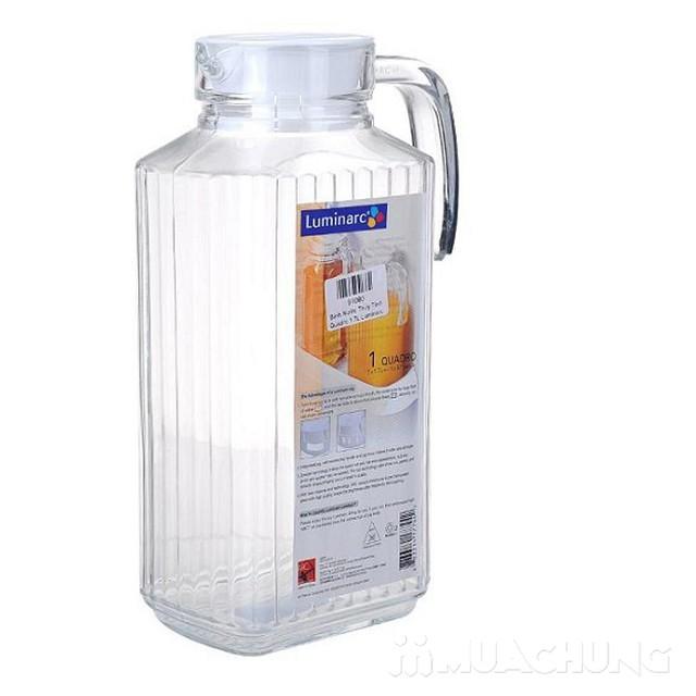 Bình nước cài cánh tủ Luminarc 1.7L