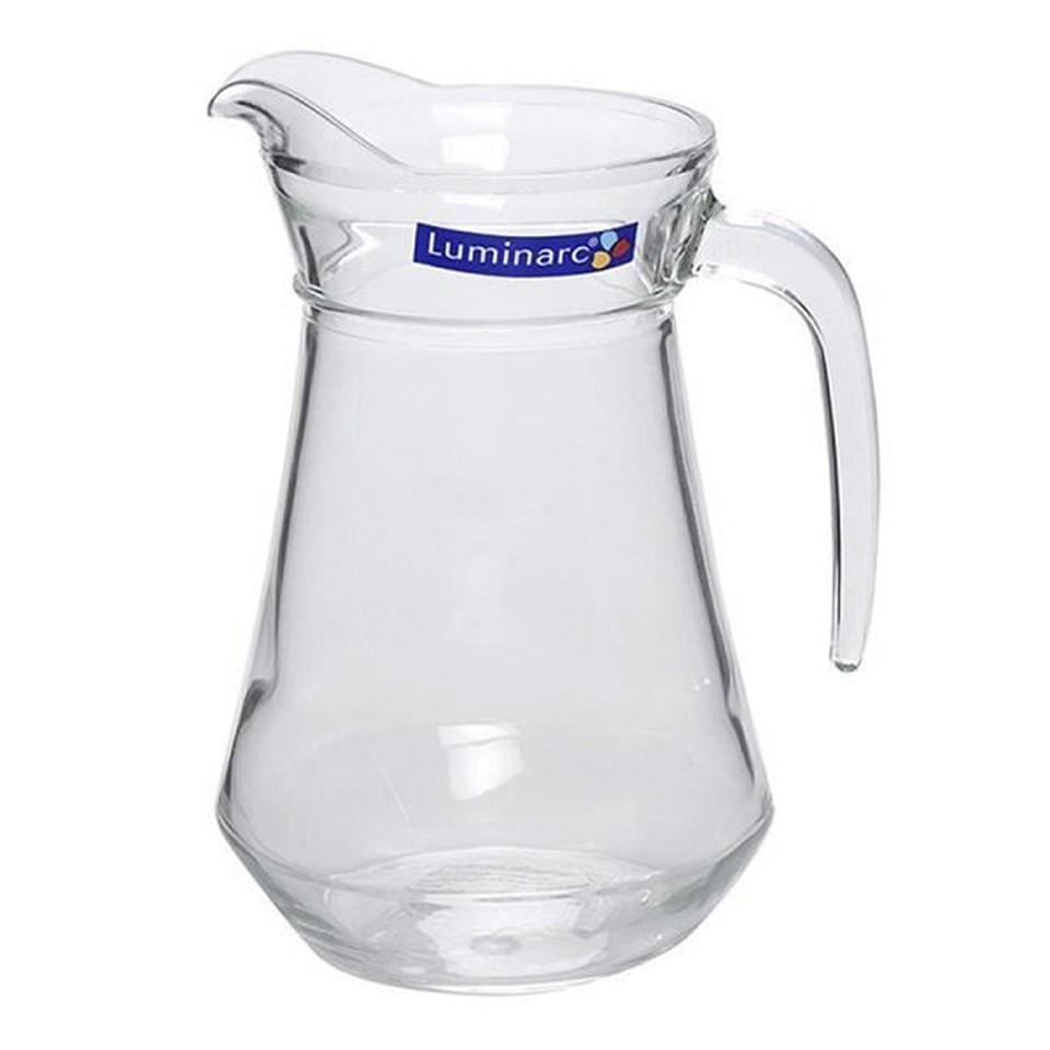 Bình nước Luminarc trắng / in hoa
