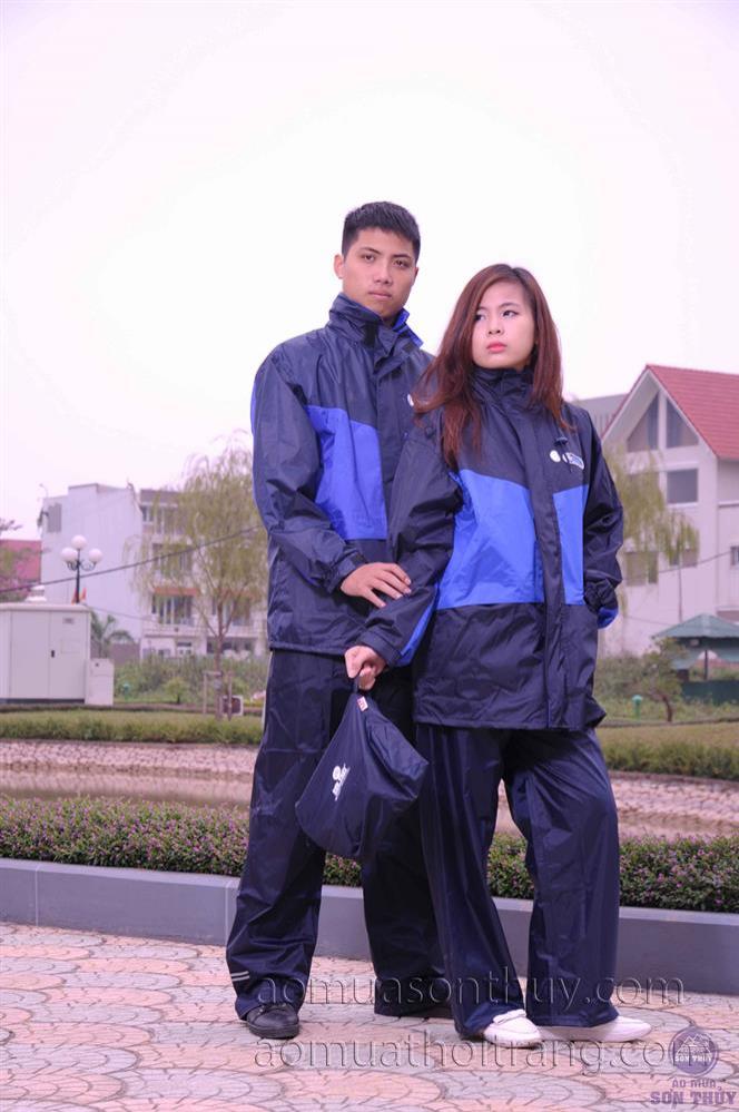 Bộ áo mưa Sơn Thủy 2 lớp K4