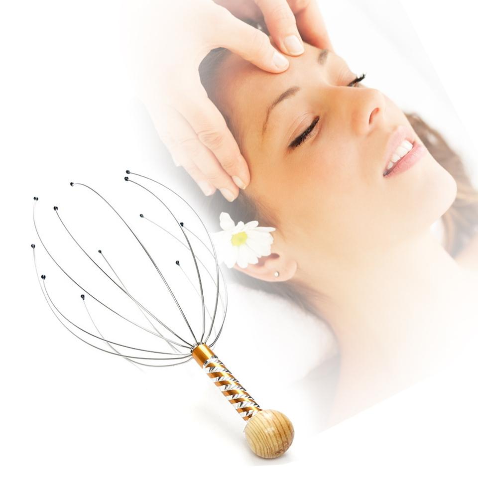 Dụng cụ massage đầu