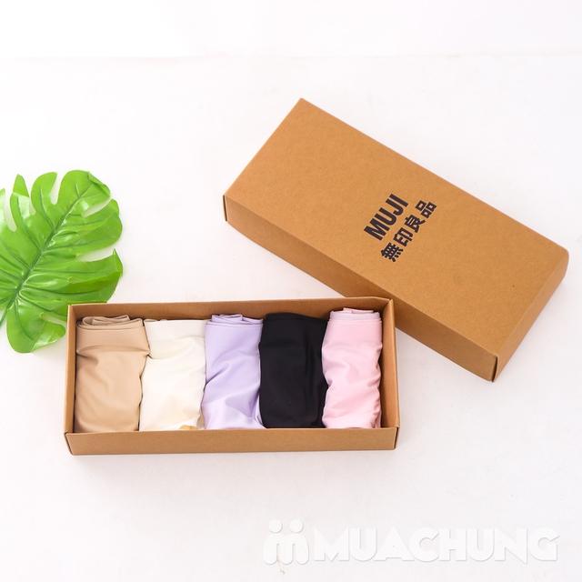 Hộp 5 quần lót Muji cho nữ